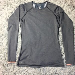 Nike DriFit Long Sleeve Running Size M